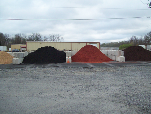 mulch supply company